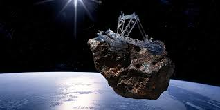 Blockchain Start-up Acquires Space Mining Company